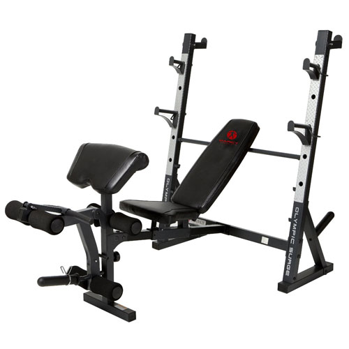 Weight Benches For Sale - Marcy Diamond Olympic Surge Bench